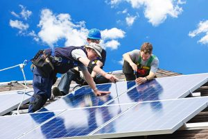 solar energy company Crystal Lake Solar Company
